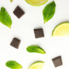 Mint and Lime and Chocolate