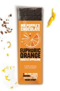 Euphoric Orange chocolate bar