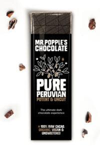 Pure Peruvian Chocolate bar