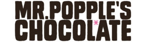 Mr Popple's Chocolate Logo