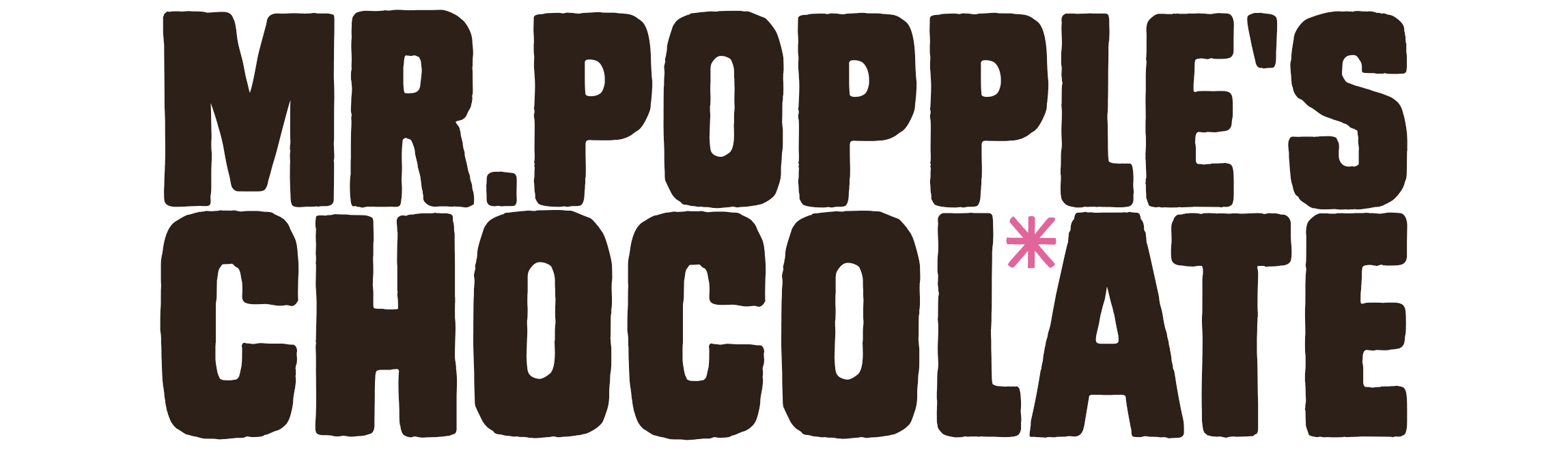 Mr.Popple's Chocolate logo