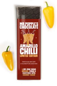 Amarillo Chilli Chocolate bar